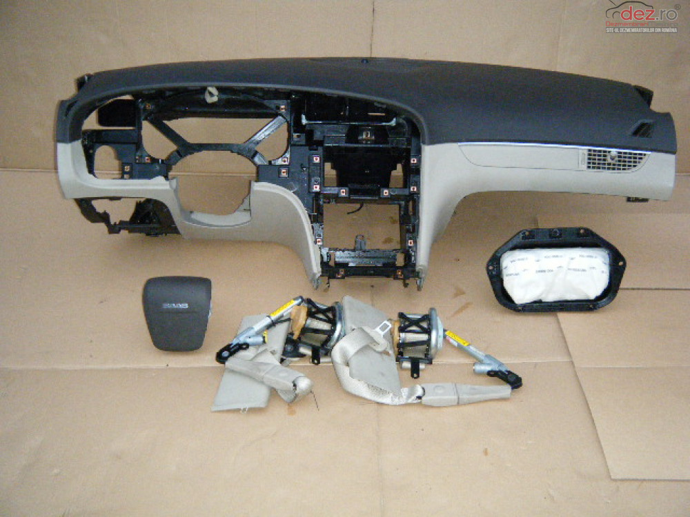 Kit Plansa Bord Saab 9 5 Piese auto în Zalau, Salaj Dezmembrari