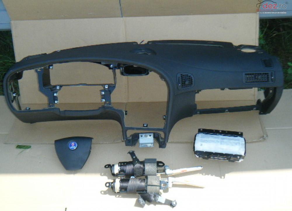 Kit Plansa Bord Saab 9 5 an 2009- 2012 Piese auto în Zalau, Salaj Dezmembrari