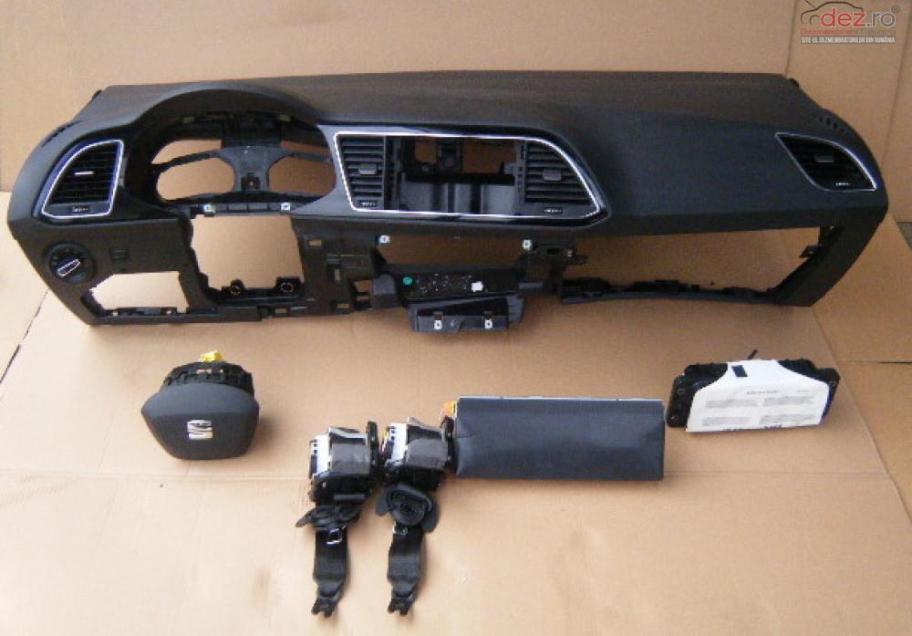 Kit Plansa Bord Seat Leon 2015 Piese auto în Zalau, Salaj Dezmembrari