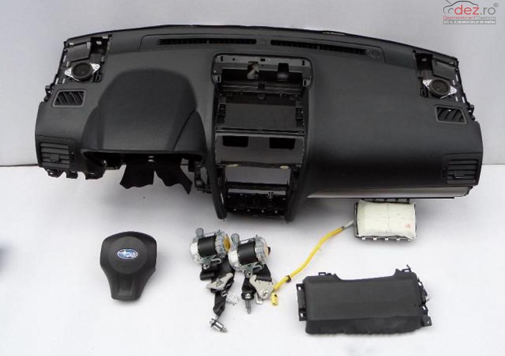 Kit Plansa Bord Subaru Forester 2015 Piese auto în Zalau, Salaj Dezmembrari