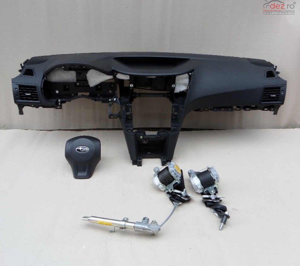 Kit Plansa Bord Subaru Legacy Piese auto în Zalau, Salaj Dezmembrari