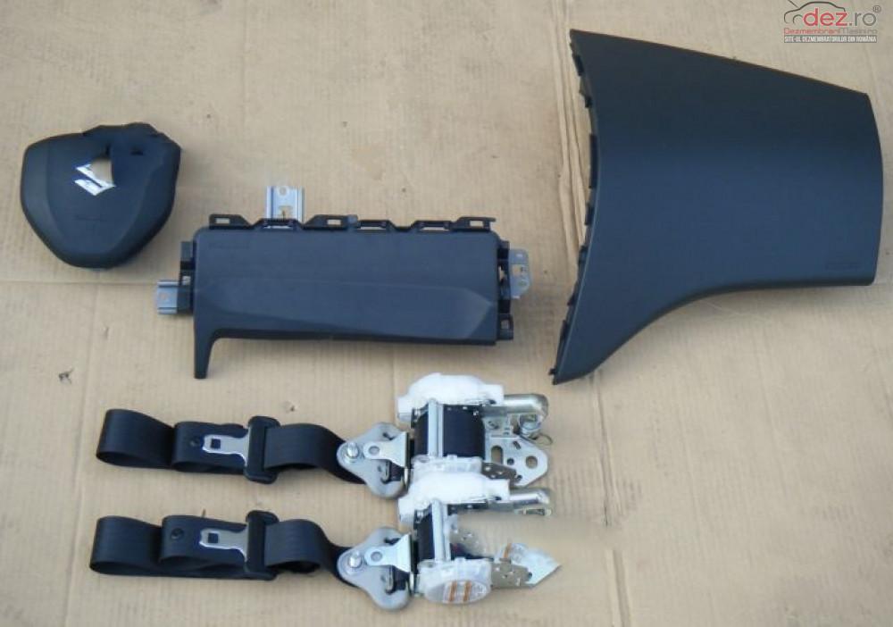 Vand Kit Airbaguri Pentru Suzuki Swift La Un Pret Avantajos Pentru Mai Multe Dezmembrări auto în Zalau, Salaj Dezmembrari