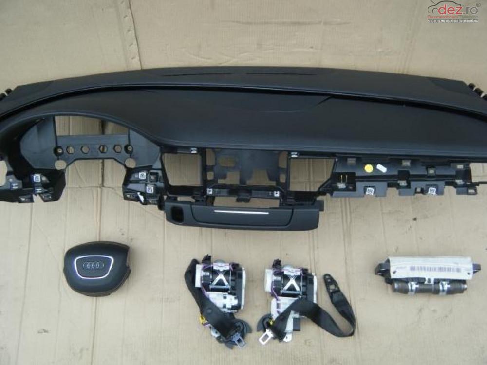Plansa Bord Piele Audi A8 Piese auto în Zalau, Salaj Dezmembrari