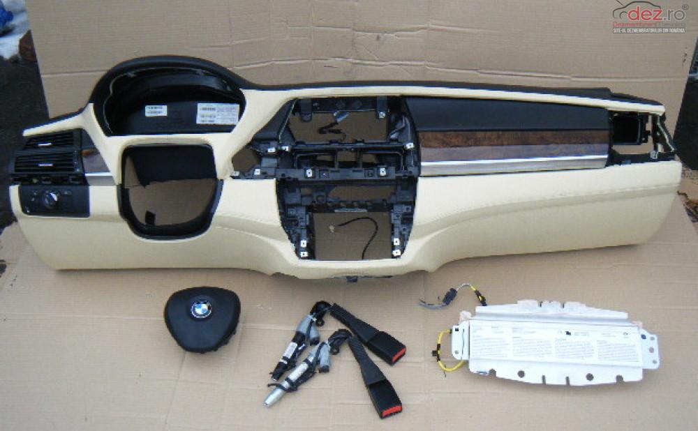 Plansa Bord Piele Bmw X6 Piese auto în Zalau, Salaj Dezmembrari