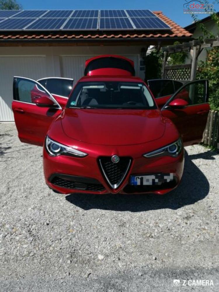 Piese Pentru Alfa Romeo Stelvio 2017 Dezmembrări auto în Zalau, Salaj Dezmembrari