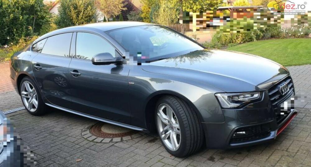 Piese Pentru Audi A5 2015 Dezmembrări auto în Zalau, Salaj Dezmembrari