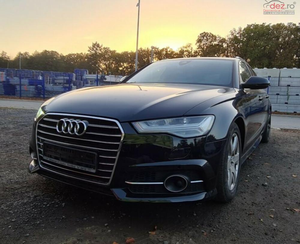 Piese Pentru Audi A6 2015 Dezmembrări auto în Zalau, Salaj Dezmembrari