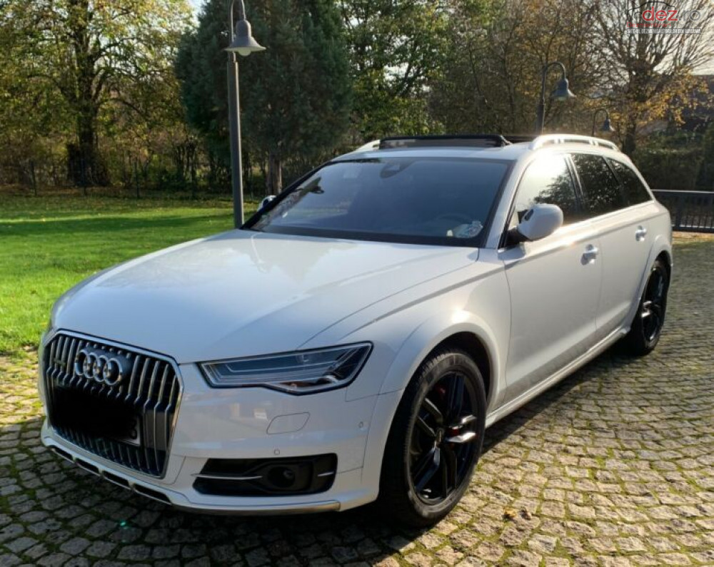 Piese Pentru Audi A6 Allroad 2015 Dezmembrări auto în Zalau, Salaj Dezmembrari
