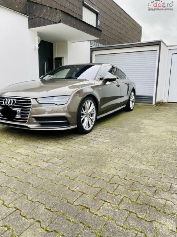 Piese Pentru Audi A7 2015 Dezmembrări auto în Zalau, Salaj Dezmembrari