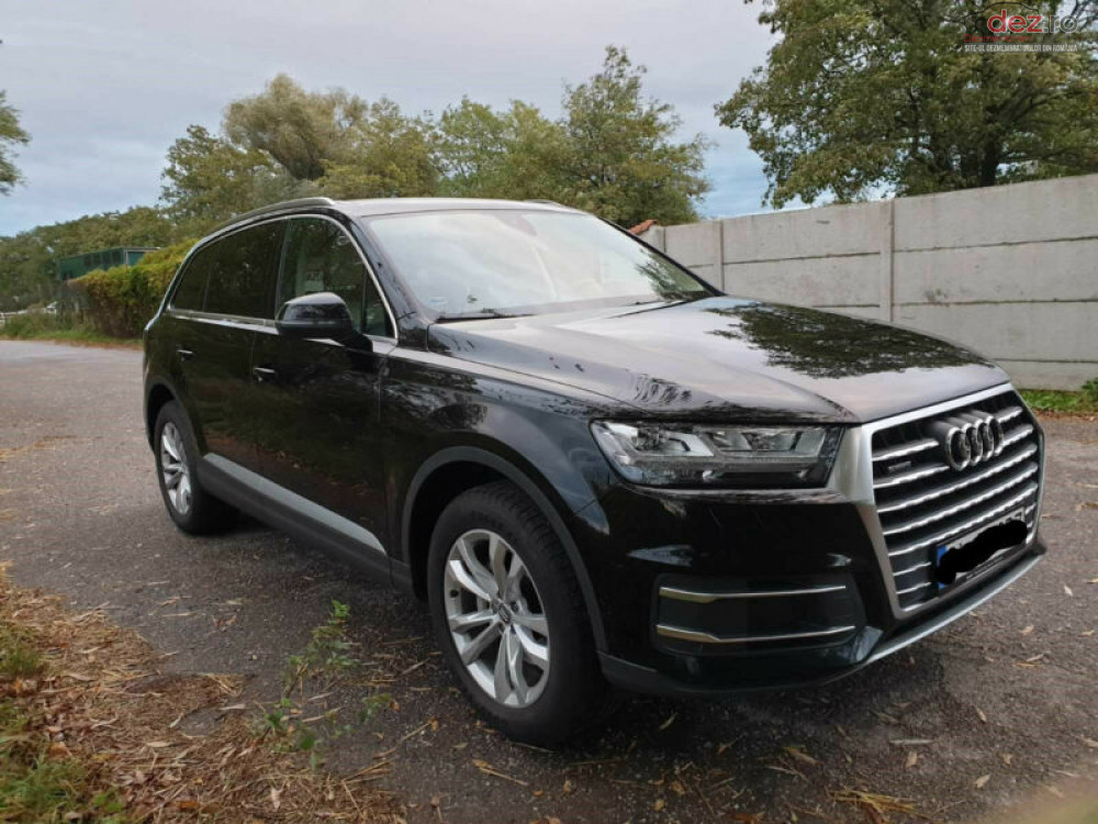 Piese Pentru Audi Q7 2017 Dezmembrări auto în Zalau, Salaj Dezmembrari