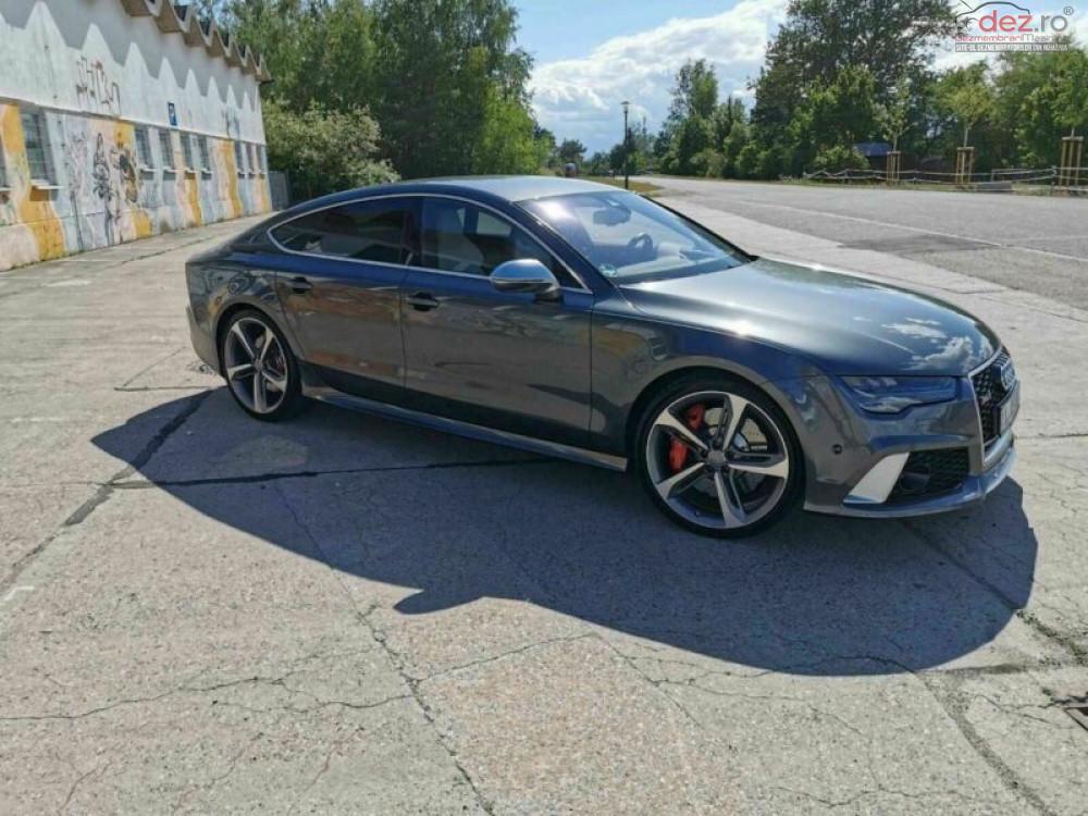 Piese Pentru Audi Rs7 Performance 2016 Dezmembrări auto în Zalau, Salaj Dezmembrari