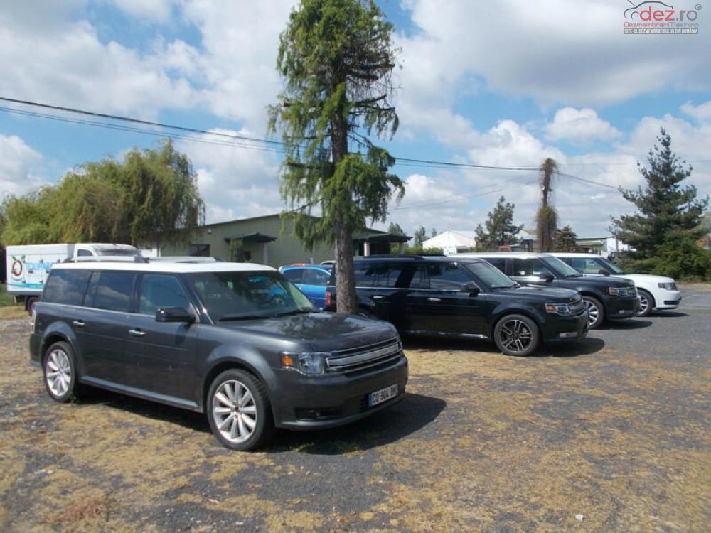 Piese Pentru Ford Flex 2015 Dezmembrări auto în Zalau, Salaj Dezmembrari