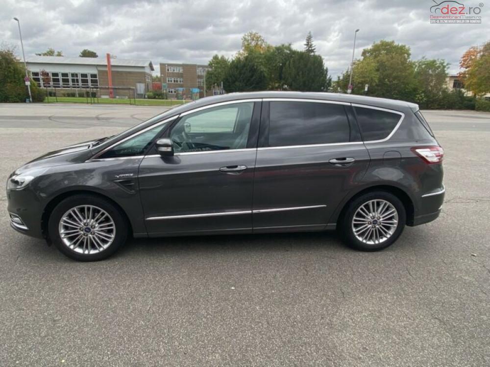 Piese Pentru Ford S Max 2017 Dezmembrări auto în Zalau, Salaj Dezmembrari