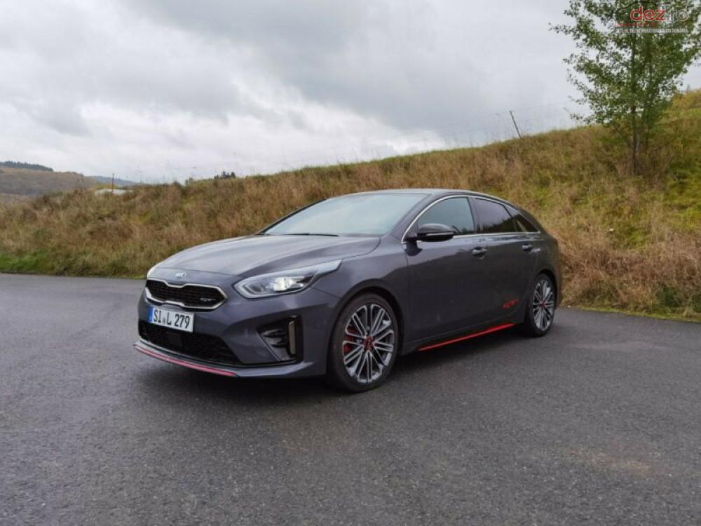 Piese Pentru Kia Proceed 2019 Dezmembrări auto în Zalau, Salaj Dezmembrari