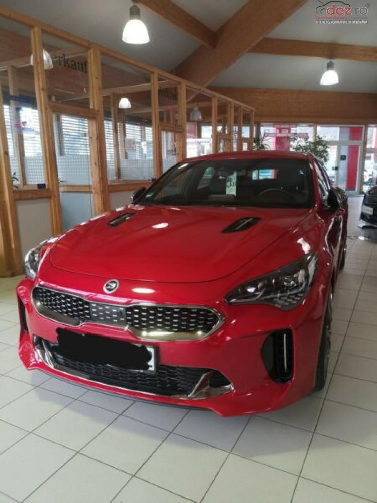 Piese Pentru Kia Stinger 2018 Dezmembrări auto în Zalau, Salaj Dezmembrari