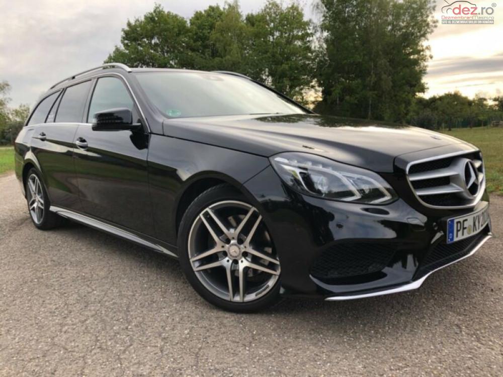 Piese Pentru Mercedes E Klass Amg 2016 Dezmembrări auto în Zalau, Salaj Dezmembrari