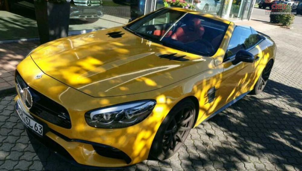 Piese Pentru Mercedes Sl R231 2017 Dezmembrări auto în Zalau, Salaj Dezmembrari