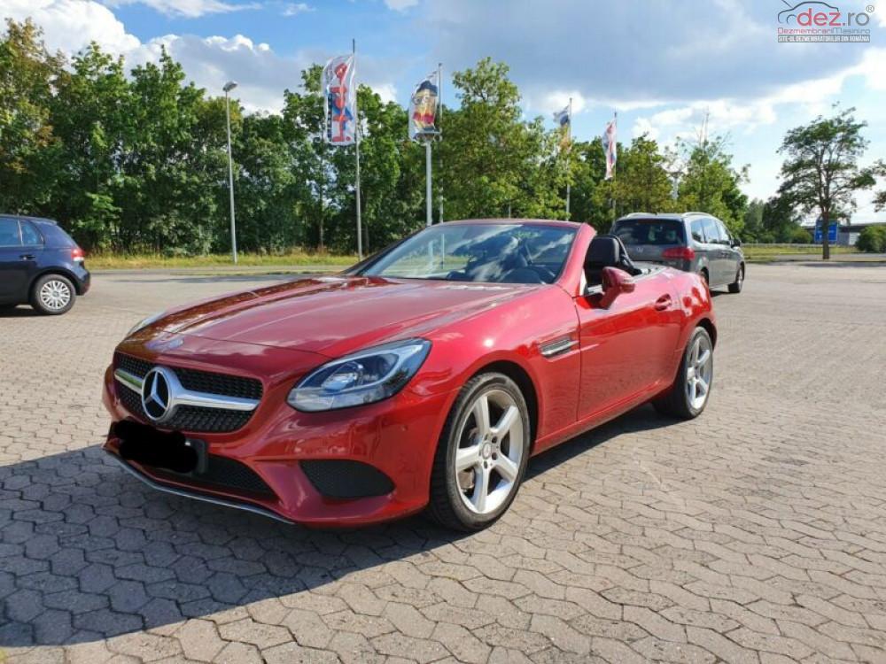 Piese Pentru Mercedes Slc 2016 Dezmembrări auto în Zalau, Salaj Dezmembrari