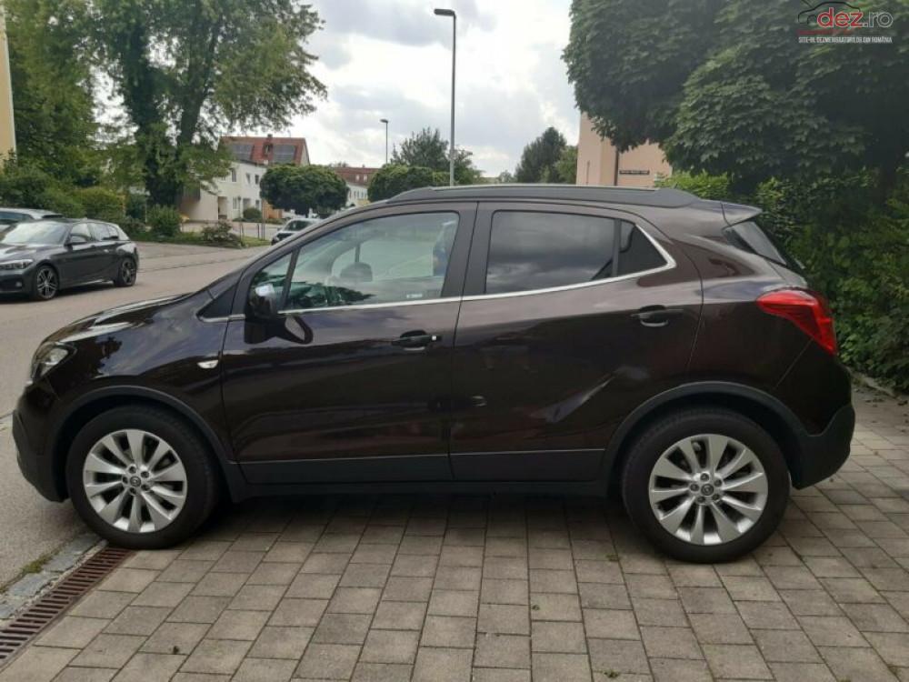 Piese Pentru Opel Mokka 2015 Dezmembrări auto în Zalau, Salaj Dezmembrari