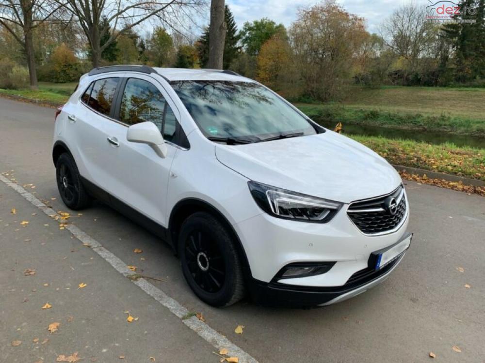 Piese Pentru Opel Mokka X 2017 Dezmembrări auto în Zalau, Salaj Dezmembrari