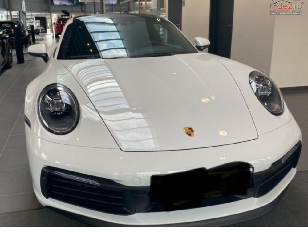 Piese Pentru Porsche 992 Carrera S 2019 Dezmembrări auto în Zalau, Salaj Dezmembrari