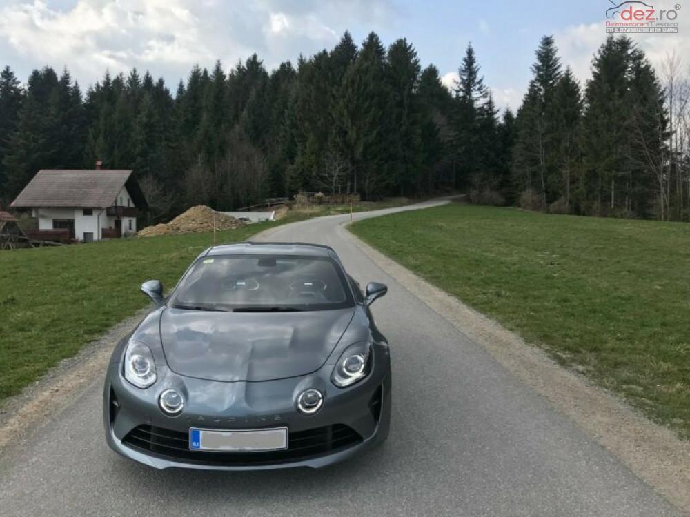 Piese Pentru Renault Alpine A110 2019 Dezmembrări auto în Zalau, Salaj Dezmembrari