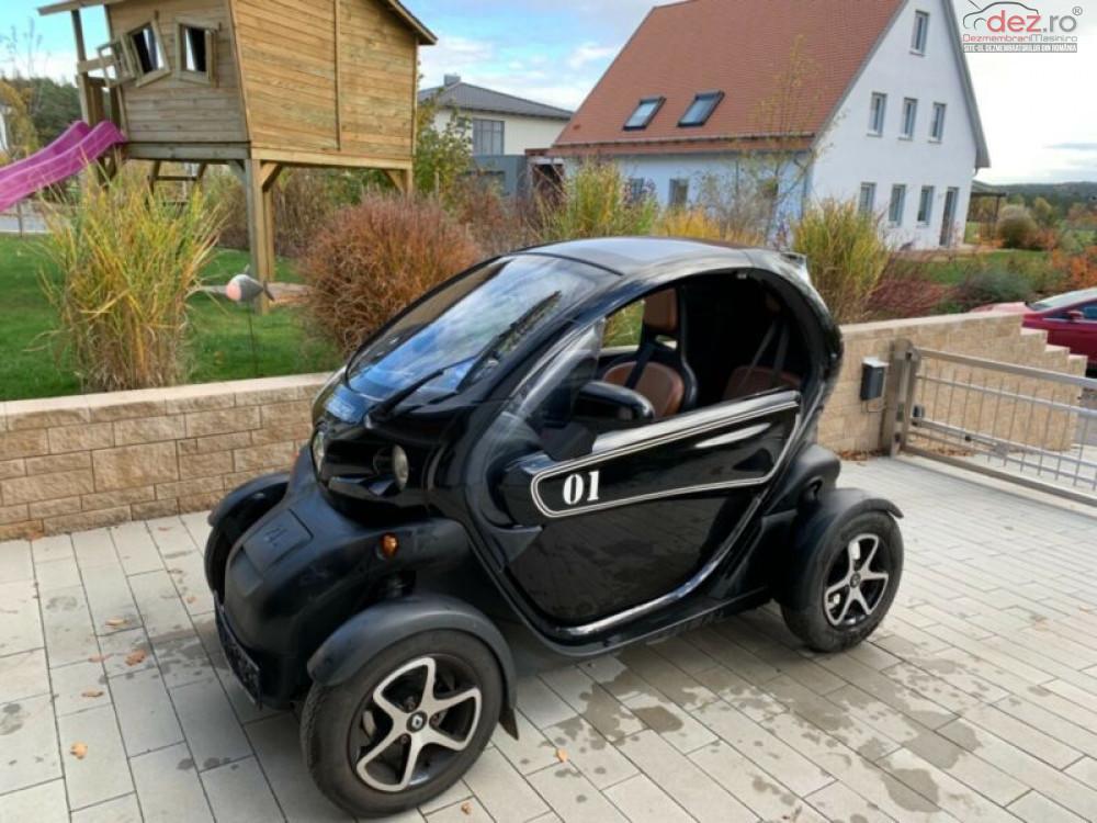 Piese Pentru Renault Twizy 2015 Dezmembrări auto în Zalau, Salaj Dezmembrari