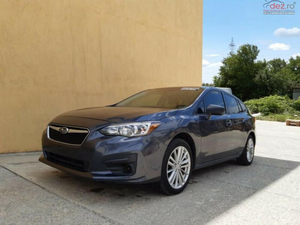 Piese Pentru Subaru Impreza 2017 Dezmembrări auto în Zalau, Salaj Dezmembrari
