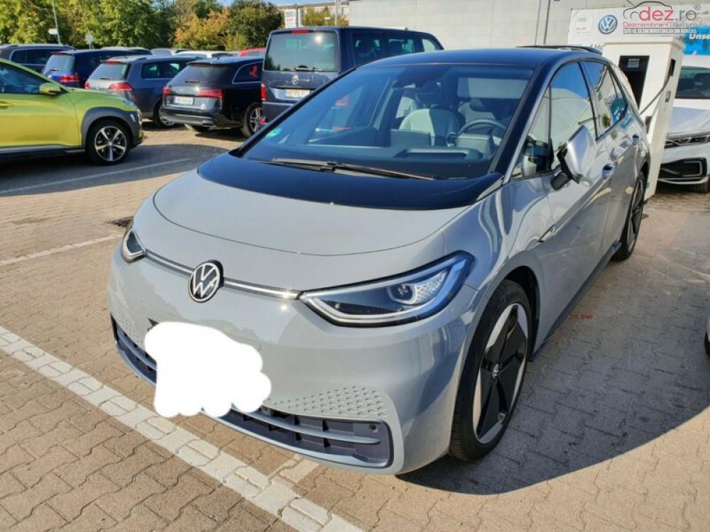 Piese Pentru Volkswagen Id 3 2020 Dezmembrări auto în Zalau, Salaj Dezmembrari