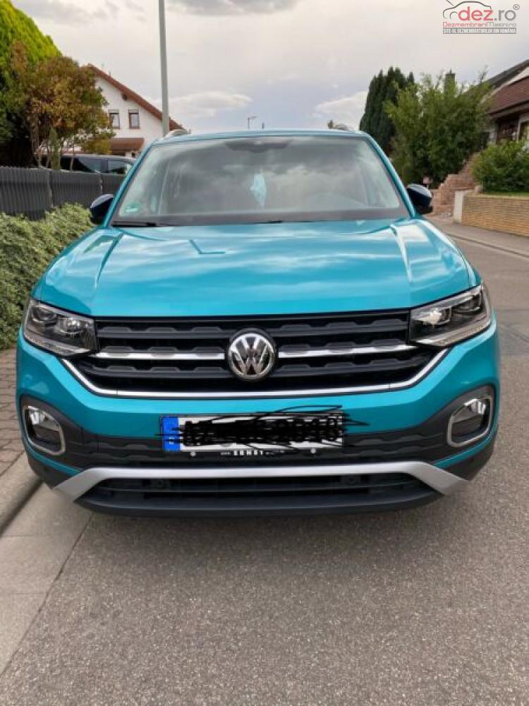 Piese Pentru Volkswagen T Cross 2019 Dezmembrări auto în Zalau, Salaj Dezmembrari