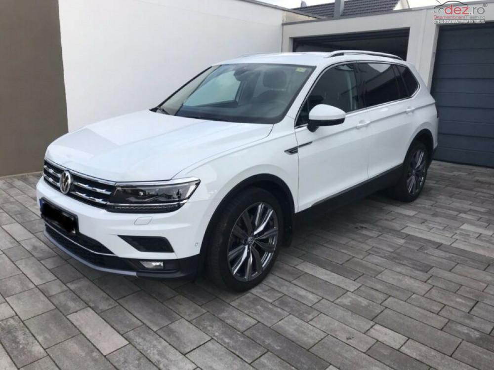 Piese Pentru Volkswagen Tiguan Allspace 2018 în Zalau, Salaj Dezmembrari