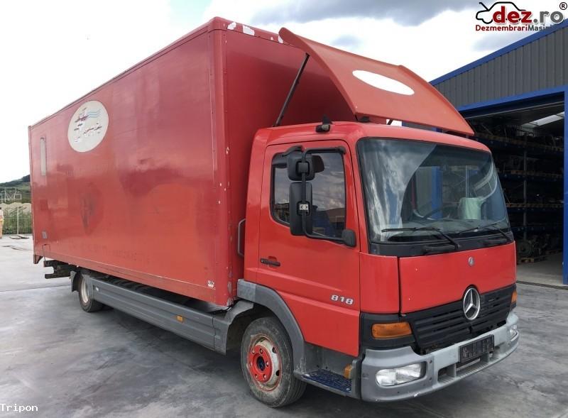 Dezmembram Mercedes 818 ATEGO * Cutie manuala 7.20m Dezmembrări camioane în Zalau, Salaj Dezmembrari