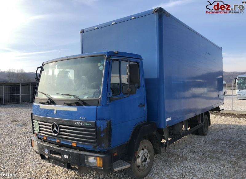 Dezmembram Mercedes 814 Ecopower 100 KW/ 136 CP Dezmembrări camioane în Zalau, Salaj Dezmembrari