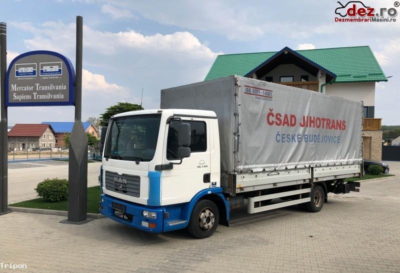 Dezmembram MAN  TGL 7.150 Ladebordwand Dezmembrări camioane în Zalau, Salaj Dezmembrari