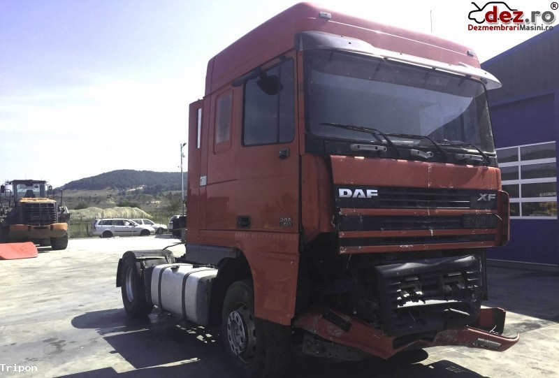 Dezmembram DAF XF 95  430CP  |Cutie manuala  Dezmembrări camioane în Zalau, Salaj Dezmembrari