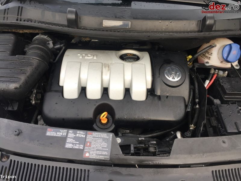 Motor complet Volkswagen Sharan 2007 Piese auto în Zalau, Salaj Dezmembrari