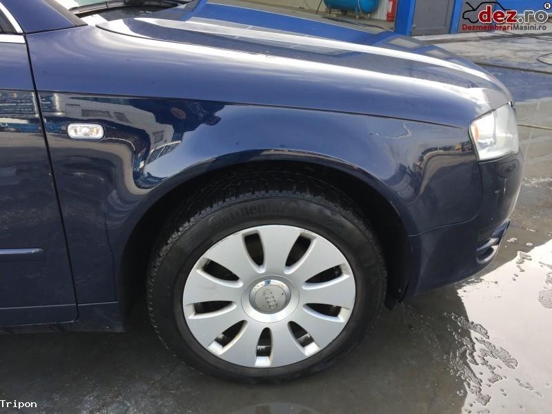 Aripa fata Audi A4 B6 2007