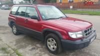 Vand Subaru Forester Din1998 Putin Avariat In Spate (stop Bara) Mașini avariate în Sfantu Gheorghe, Covasna Dezmembrari