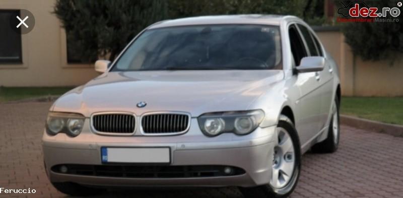Dezmembrez Bmw Seria 7 E65 Piese Caroserie Impecabile Dezmembrări auto în Bucuresti, Bucuresti Dezmembrari