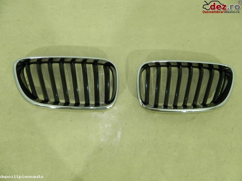 Set grile radiator (nari) stanga/dreapta BMW Seria 2 F22 / F23 M-Sport, 13-15, 7295522 / 7295521 Dezmembrări auto în Bucuresti, Bucuresti Dezmembrari