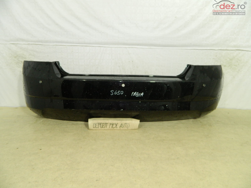 Bara Spate Skoda Fabia 3 Hatchback   14  18   6v6807421  Piese auto în Bucuresti, Bucuresti Dezmembrari