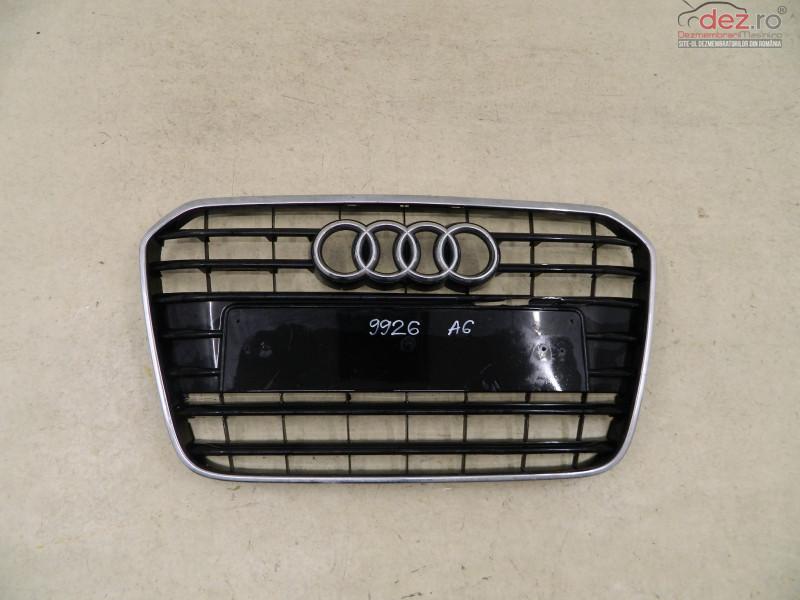 Grila Radiator Audi A6 C7 11 14 4g0853653 în Bucuresti, Bucuresti Dezmembrari