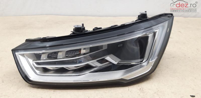 Far Audi A1 2018 Piese auto în Bucuresti, Bucuresti Dezmembrari