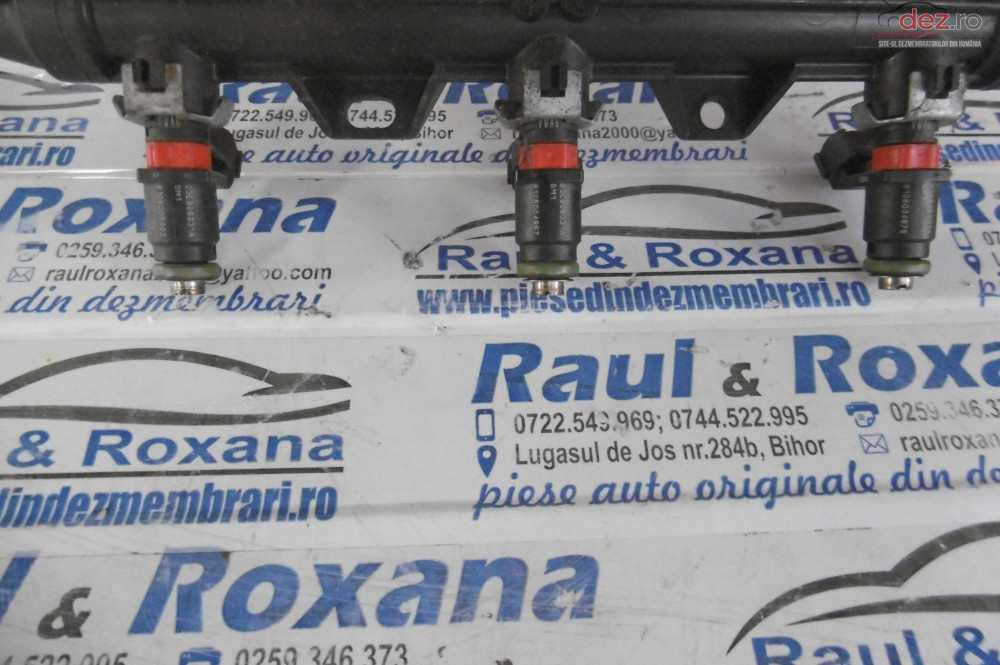 Injector Skoda Fabia 2 1 2b Bzg  cod 03e906031a Piese auto în Alesd, Bihor Dezmembrari