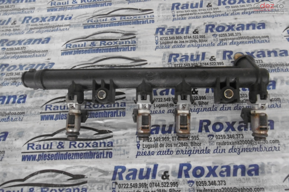 Rampa Injectoare Fiat Punto 1 2b Piese auto în Alesd, Bihor Dezmembrari
