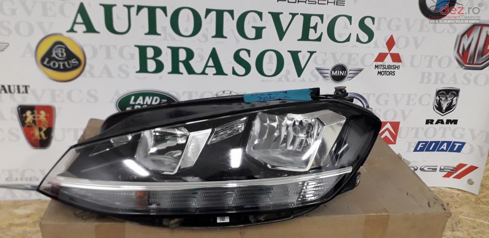 Far Vw Golf 7 Facelift Piese auto în Brasov, Brasov Dezmembrari