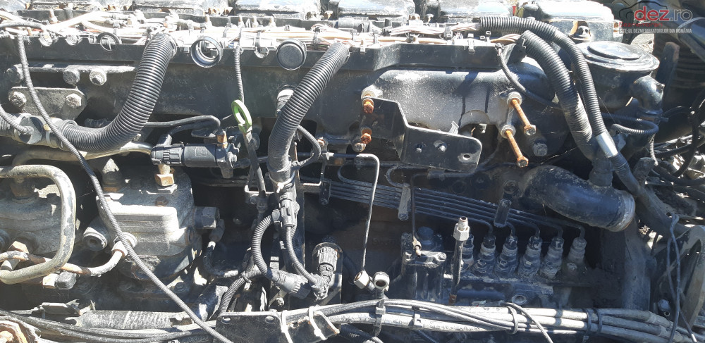 Dezmembrez Motor Man Tga D2876