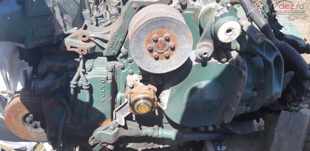 Dezmembrez Motor Volvo Fh12 460cp An 2002 Euro3 Dezmembrări camioane în Peciu Nou, Timis Dezmembrari