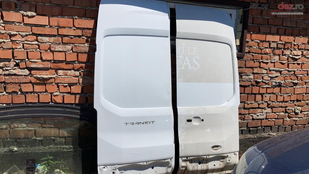Usa    Usi Spate Ford Transit  2014    2019 Stanga Si Dreapta  Piese auto în Bucuresti, Bucuresti Dezmembrari