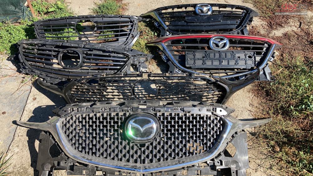 Grila Grile Bara Fata Mazda Cx 7 Piese auto în Bucuresti, Bucuresti Dezmembrari